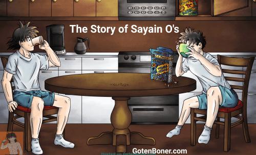 The Story of Saiyan Os